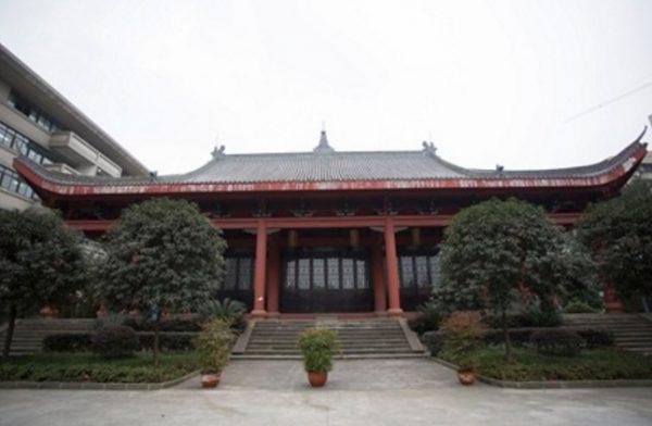 Shishi Middle School, China