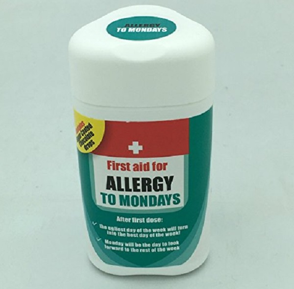 Allergy to Mondays ChocDrops