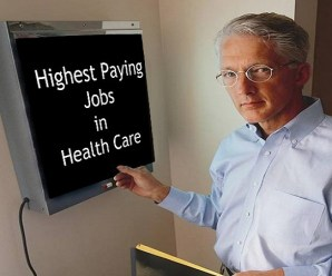 10 of the Highest Paying Jobs in Health Care