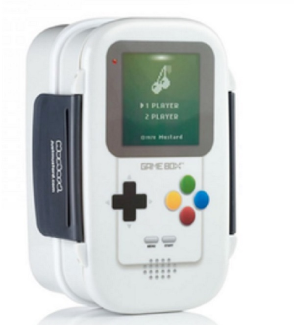 Nintendo Game Boy Multi Layer Lunch Box