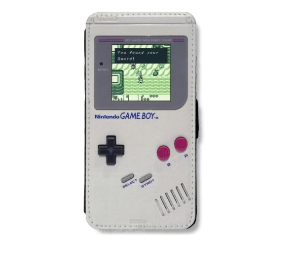 Nintendo Gameboy Leather Phone Case