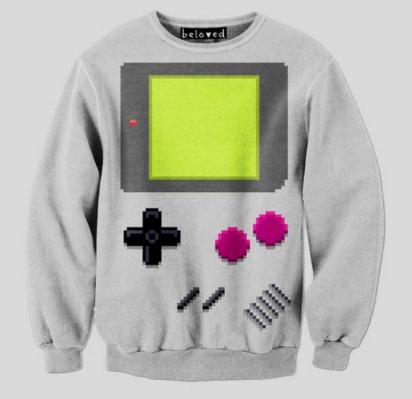 Nintendo Game Boy Sweatshirt