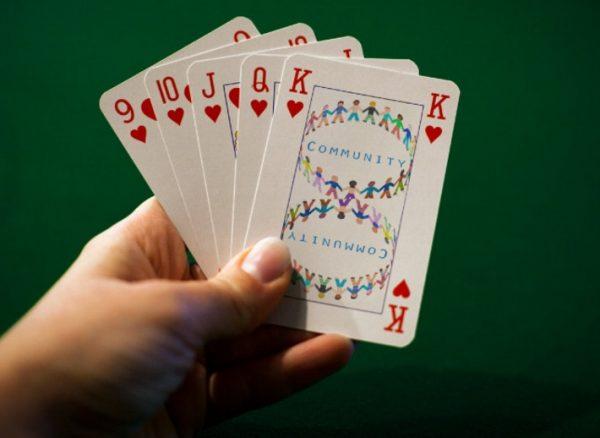 Community card poker