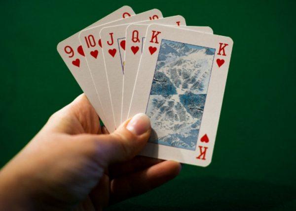 Courchevel Poker