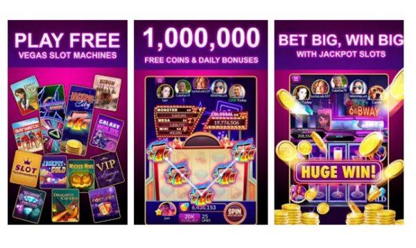 Jackpot Magic Slots: Vegas Casino & Slot Machines