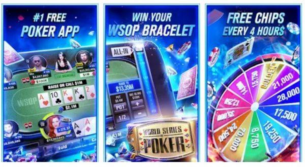 World Series of Poker: Texas Hold'em Poker