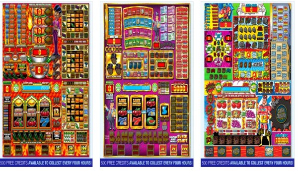 Pub Fruit Machines & Roulette Collection by Reflex