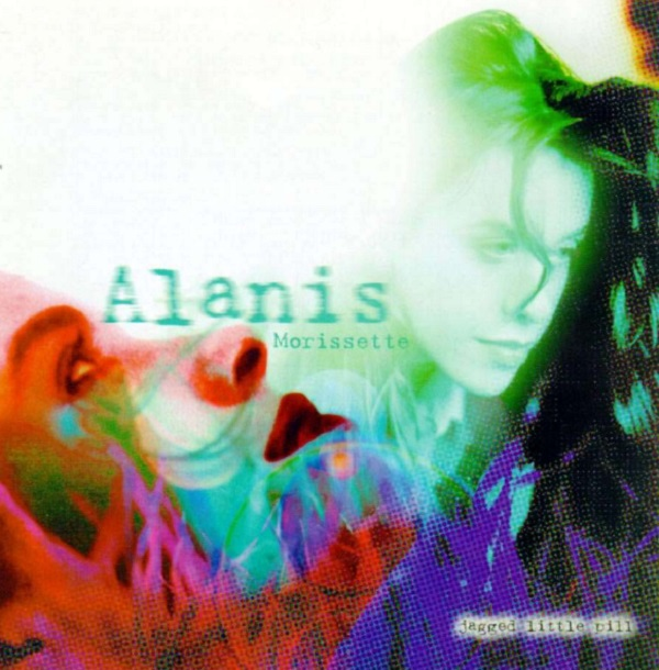 Artist: Alanis Morissette - Album Title: Jagged Little Pill