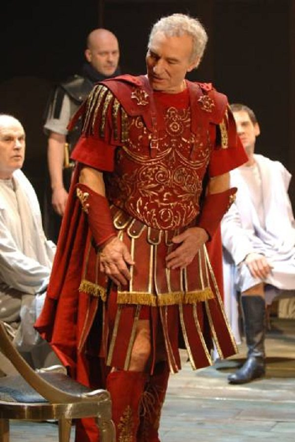 Role: Antony - Play: Antony and Cleopatra
