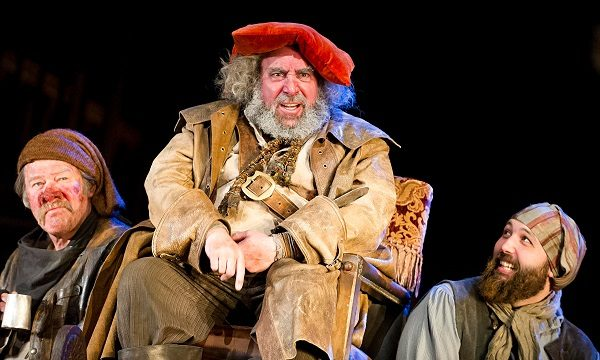 Role: Falstaff - Play: Henry IV, Parts 1 and 2