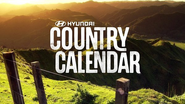 """""""Country Calendar"""" From New Zealand"""