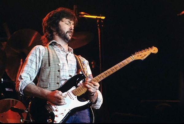 Eric Clapton's Blackie Guitar