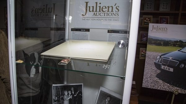 Ringo Starr's Copy of The White Album