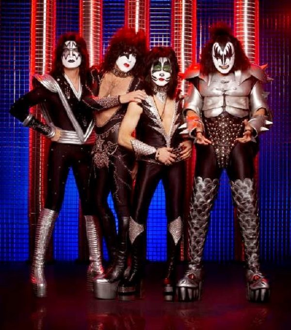 KISS's Stage Costumes