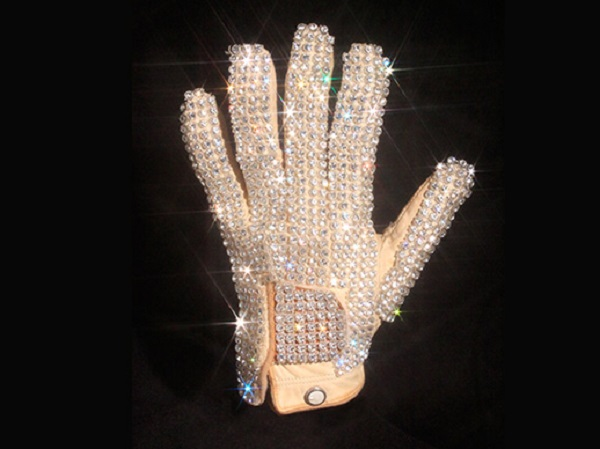 Michael Jackson's Billie Jean Glove