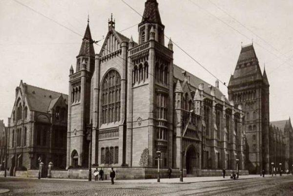 Victoria University, UK