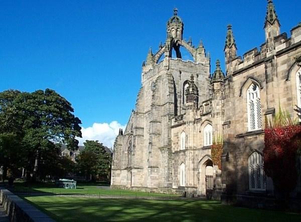 University of Aberdeen, Scotland