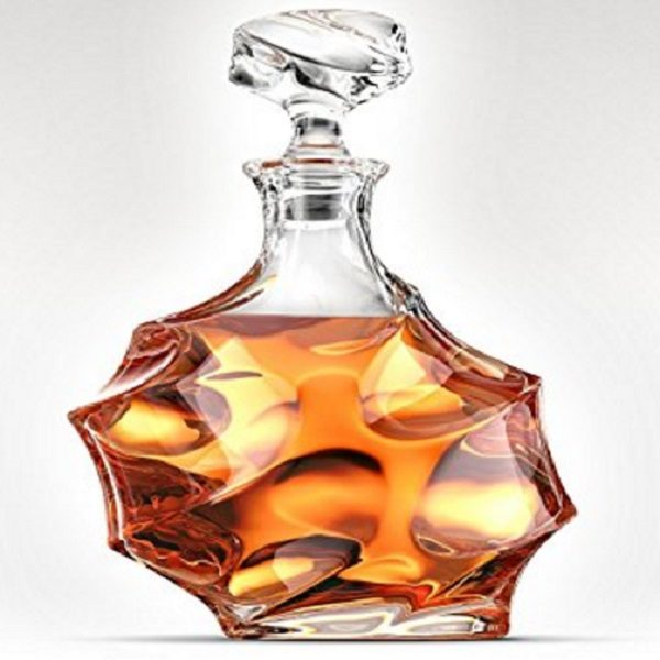 Everest Style Whisky Decanter