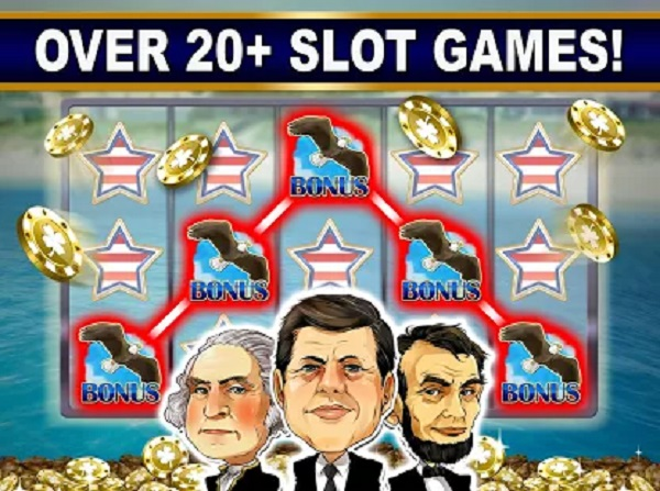 Trump vs Hillary Pokie Games