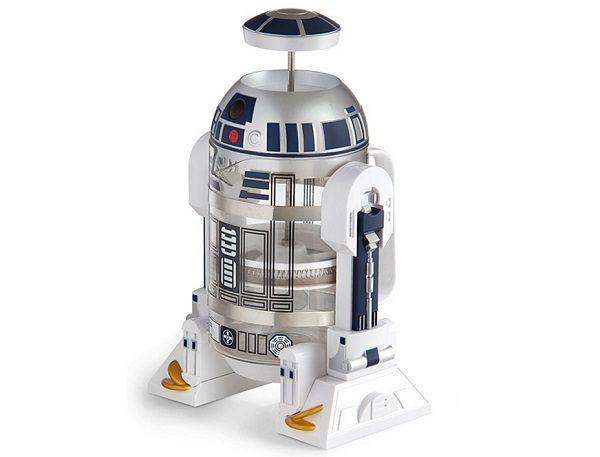 Star Wars: R2-D2 French Press Coffee Maker