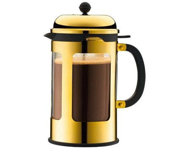Bodum Chambord Double Wall French Press Coffee Maker