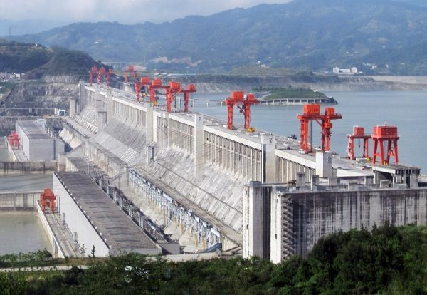 China Hydroelectricity