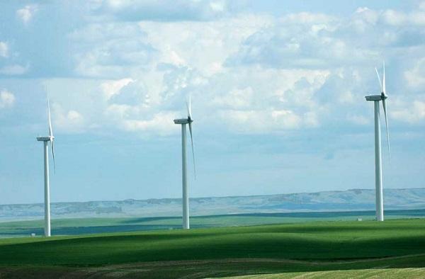 Canada Wind Farm