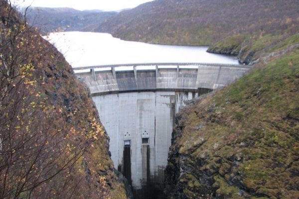 Sweden Hydroelectricity Dam