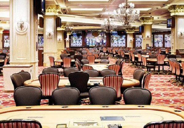 The Venetian Poker Rooms