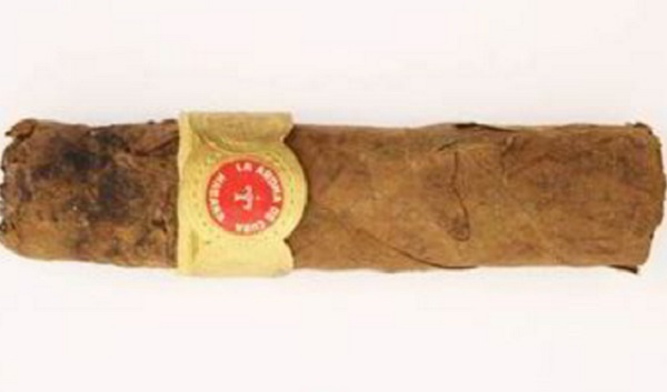 Winston Churchill Cigar Found in an Attic