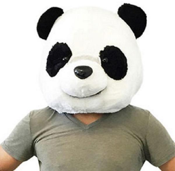 Big Fat Panda Head