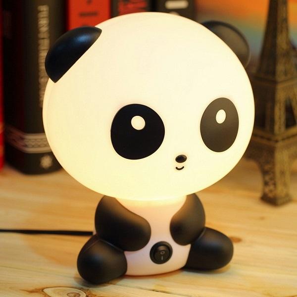 Panda Bear Bedside Lamp