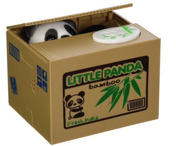 Stealing Panda Money Box