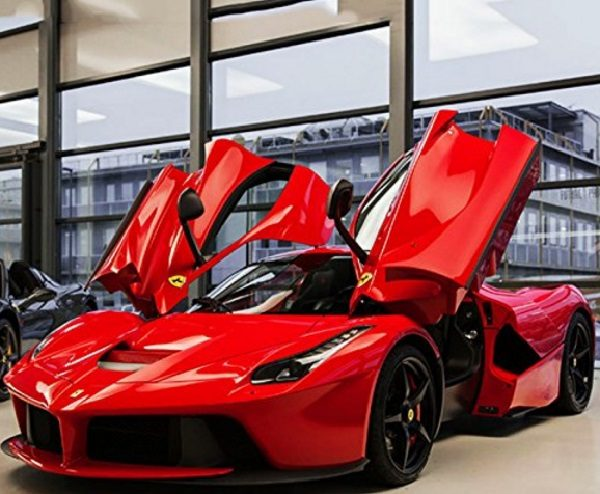 Kids Ride-on Powered Ferrari F1