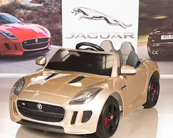 Kids Ride-on Powered Jaguar F-Type