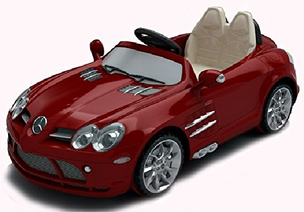 Kids Ride-on Powered Mercedes-Benz 722 SLR FJ522