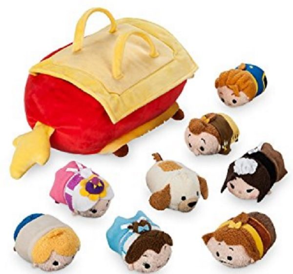 Beauty and the Beast Tsum Tsum Plusies Gift Set