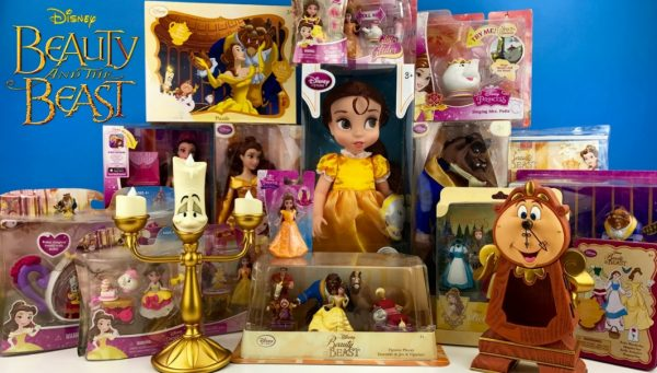 Beauty and the Beast Official Toys