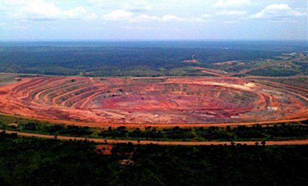 Catoca Diamond Mine
