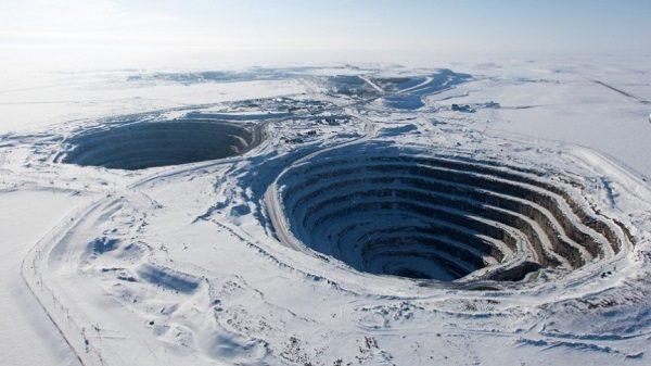 Grib Diamond Mine