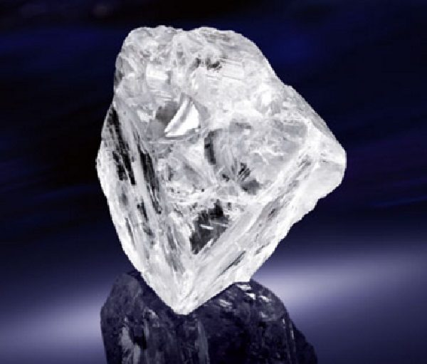 The Lesedi La Rona Diamond