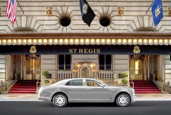 St Regis, New York