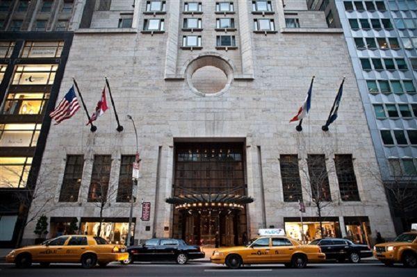 Four Season Hotel, New York