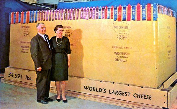 34,591 lb Cheese