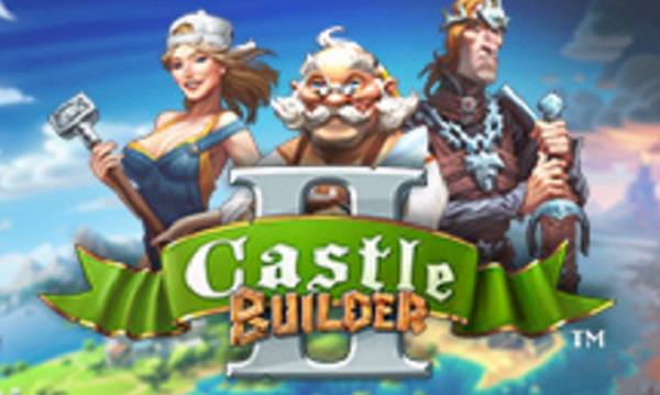 Castle Builder II Online Slot Game