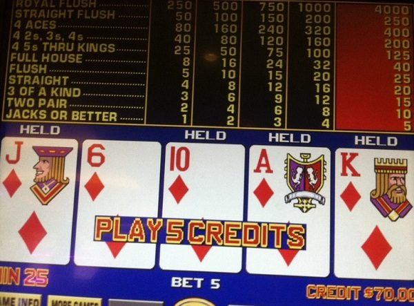 10 Best Video Poker Games in 2017