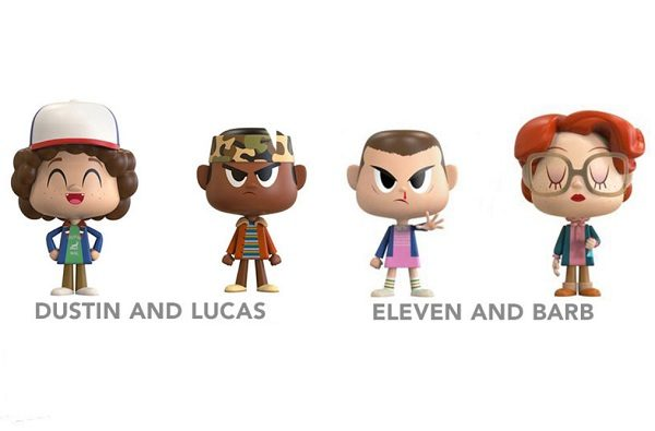 VYNL Stranger Things Character Figures
