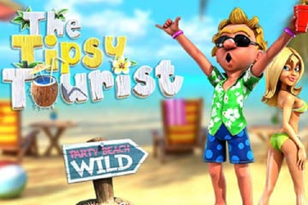 Tipsy Tourist Slot Game