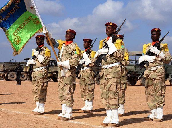 Djiboutian Army