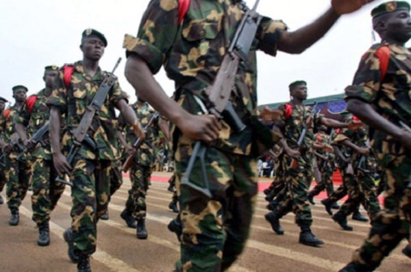 Central African Armed Forces